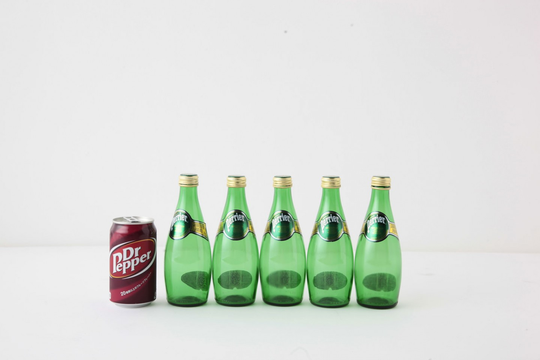 perrier bottle