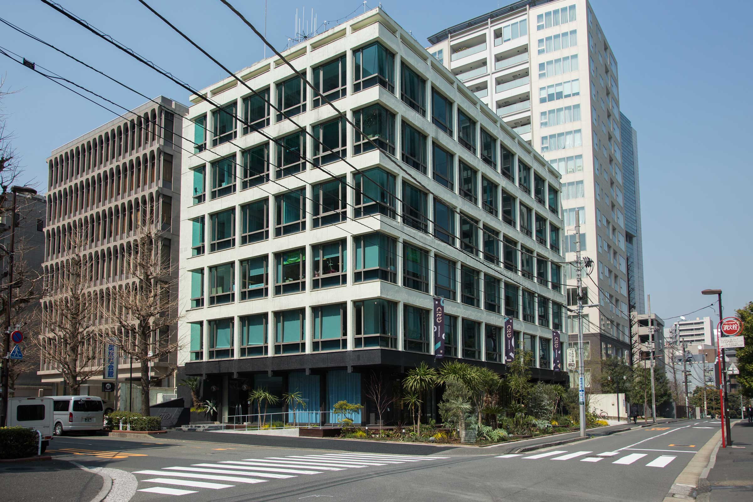 Nagatacho GRID 永田町
